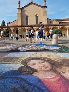 Madonnari delle Grazie di Curtatone, Mantova