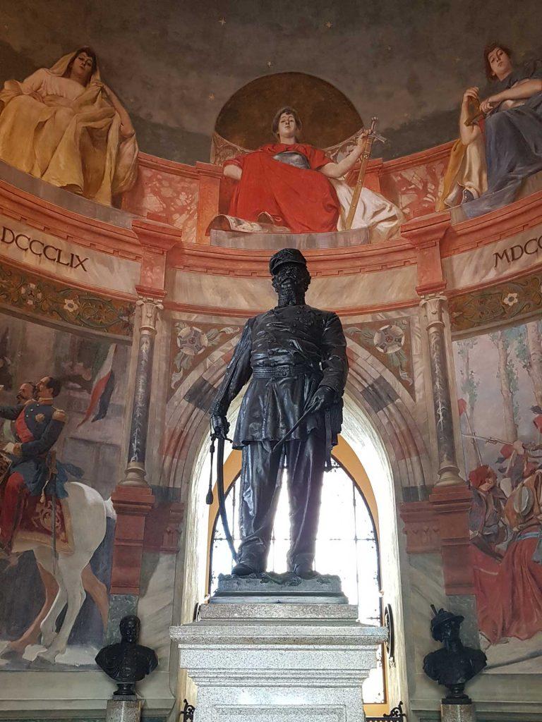 Statua del Museo del Risorgimento