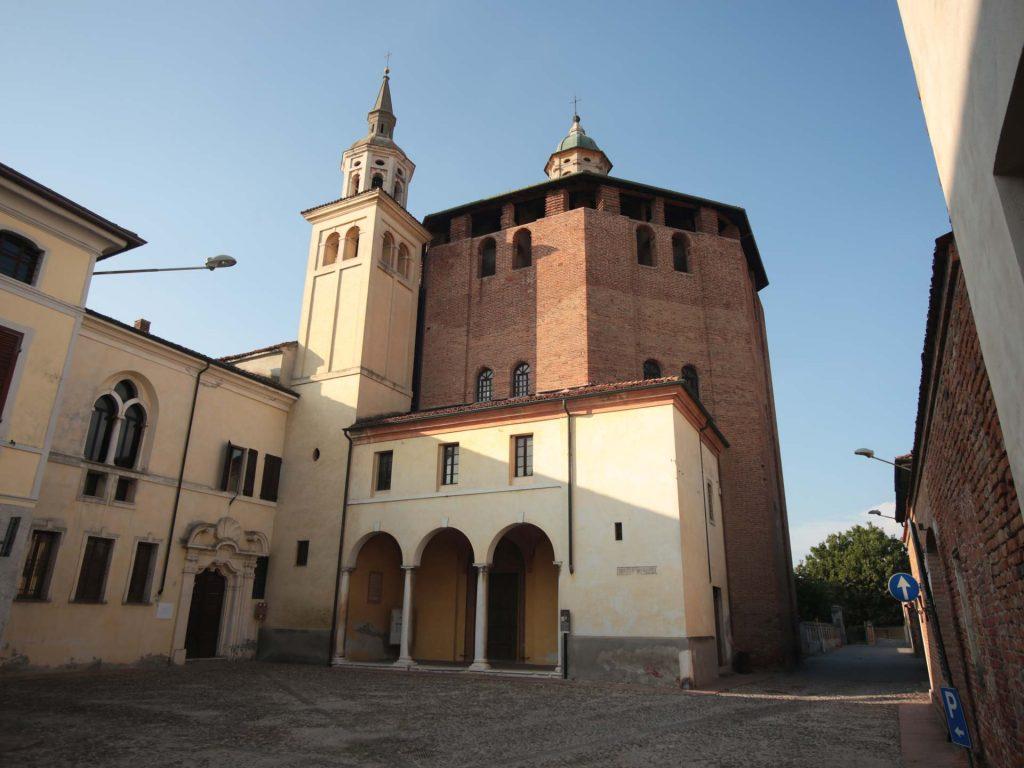 Chiesa di Sabbioneta, Mantova