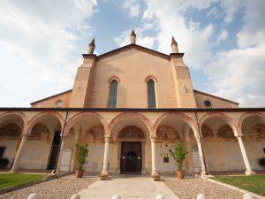 Santuario delle Grazie di Curtatone, Mantova