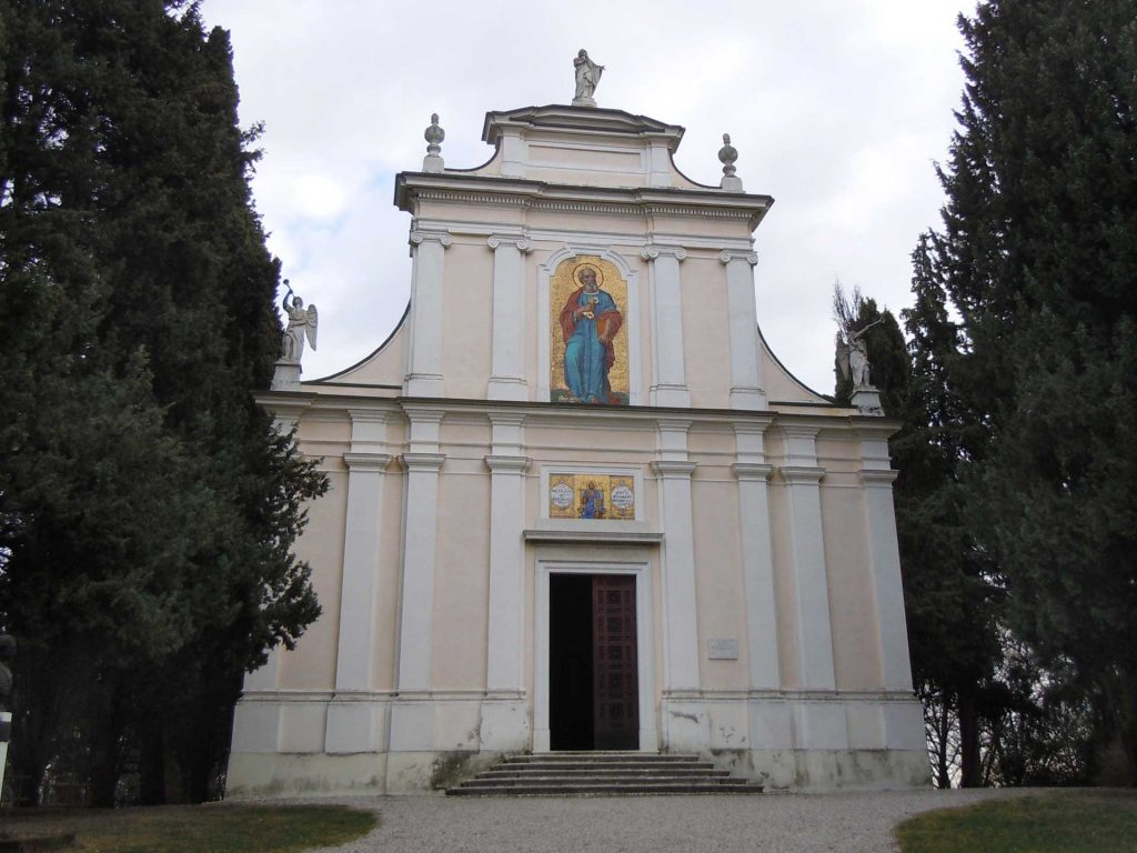 Chiesa Ossario di Solferino, Mantova